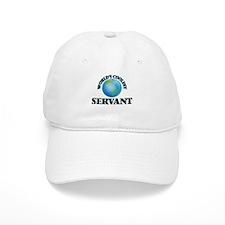 Servant Baseball Cap