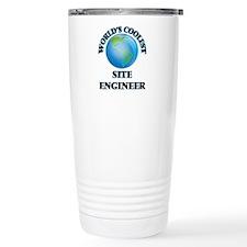 Site Engineer Travel Mug