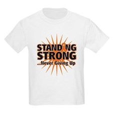 Leukemia Strong T-Shirt
