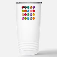 Many Bowling Balls Travel Mug