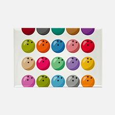 Many Bowling Balls Magnets