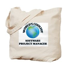 Software Project Manager Tote Bag