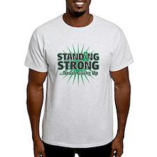 Liver Cancer Strong T-Shirt