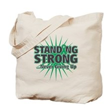 Liver Cancer Strong Tote Bag