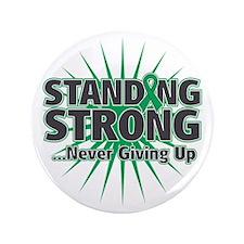 "Liver Cancer Strong 3.5"" Button"