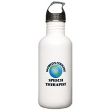 Speech Therapist Water Bottle