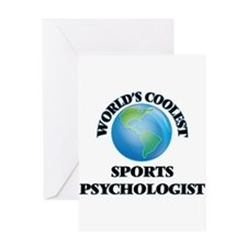 Sports Psychologist Greeting Cards