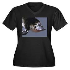 platypus Plus Size T-Shirt