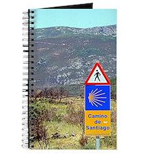 El Camino de Santiago de Compostela, Spain Journal