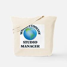 Studio Manager Tote Bag