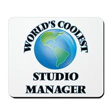 Studio Manager Mousepad