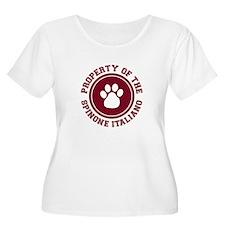 dg-spinone Plus Size T-Shirt