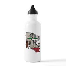 Colonized-for-ya Repub Water Bottle