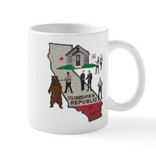 Colonized-for-ya Republic Mug