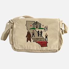 Colonized-for-ya Republic Messenger Bag