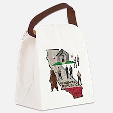 Colonized-for-ya Republic Canvas Lunch Bag
