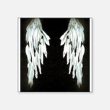 Glowing Angel Wings Sticker