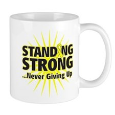 Ewing Sarcoma Strong Mug