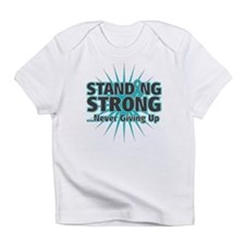 Gynecologic Cancer Infant T-Shirt