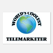 Telemarketer Postcards (Package of 8)