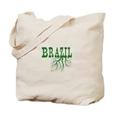 Brazil Roots Tote Bag