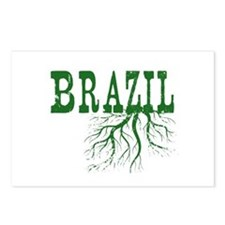 Brazil Roots Postcards (Package of 8)