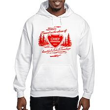 Chief Oshkosh-1960 Hoodie Sweatshirt