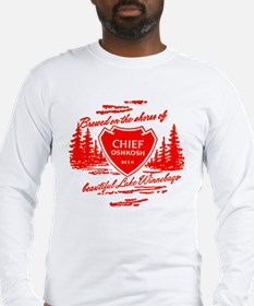 Chief Oshkosh-1960 Long Sleeve T-Shirt