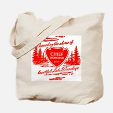 Chief Oshkosh-1960 Tote Bag