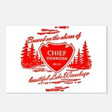 Chief Oshkosh-1960 Postcards (Package of 8)