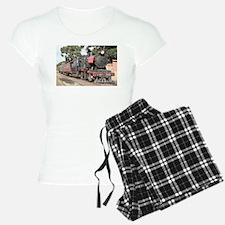 Goldfields steam locomotive Pajamas