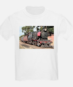 Goldfields steam locomotive, Victoria, Aus T-Shirt