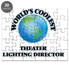 Theater Lighting Director Puzzle