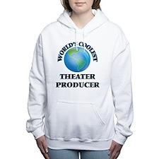 Theater Producer Women's Hooded Sweatshirt