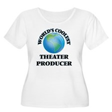 Theater Producer Plus Size T-Shirt