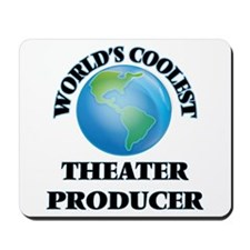 Theater Producer Mousepad