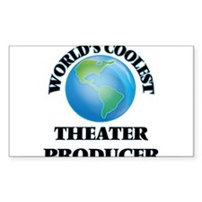 Theater Producer Decal