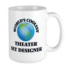 Theater Set Designer Mugs