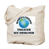 Theater set designer Canvas Bags