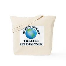 Theater Set Designer Tote Bag