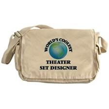 Theater Set Designer Messenger Bag