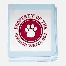 dg-spanishwaterdog.png baby blanket