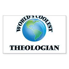 Theologian Decal