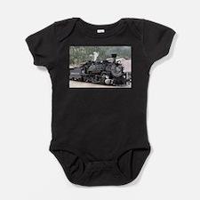 Steam Train: Colorado Baby Bodysuit