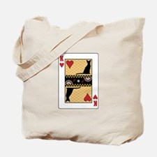 King Abyssinian Tote Bag