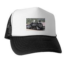 Steam Train: Colorado Trucker Hat