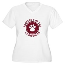 dg-leonberger Plus Size T-Shirt