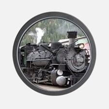 Steam Train: Colorado Wall Clock
