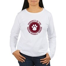 Parson Russell Terrier Long Sleeve T-Shirt