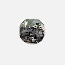 Steam Train: Colorado Mini Button